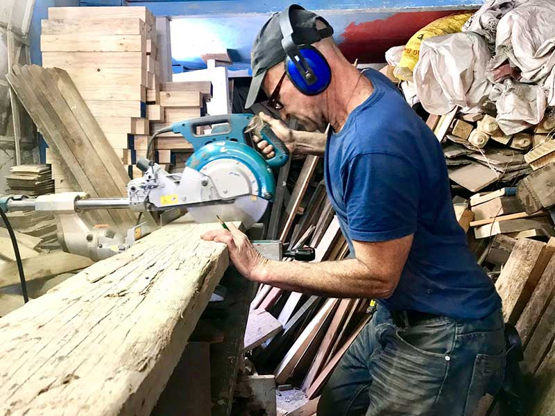 using the best circular saw