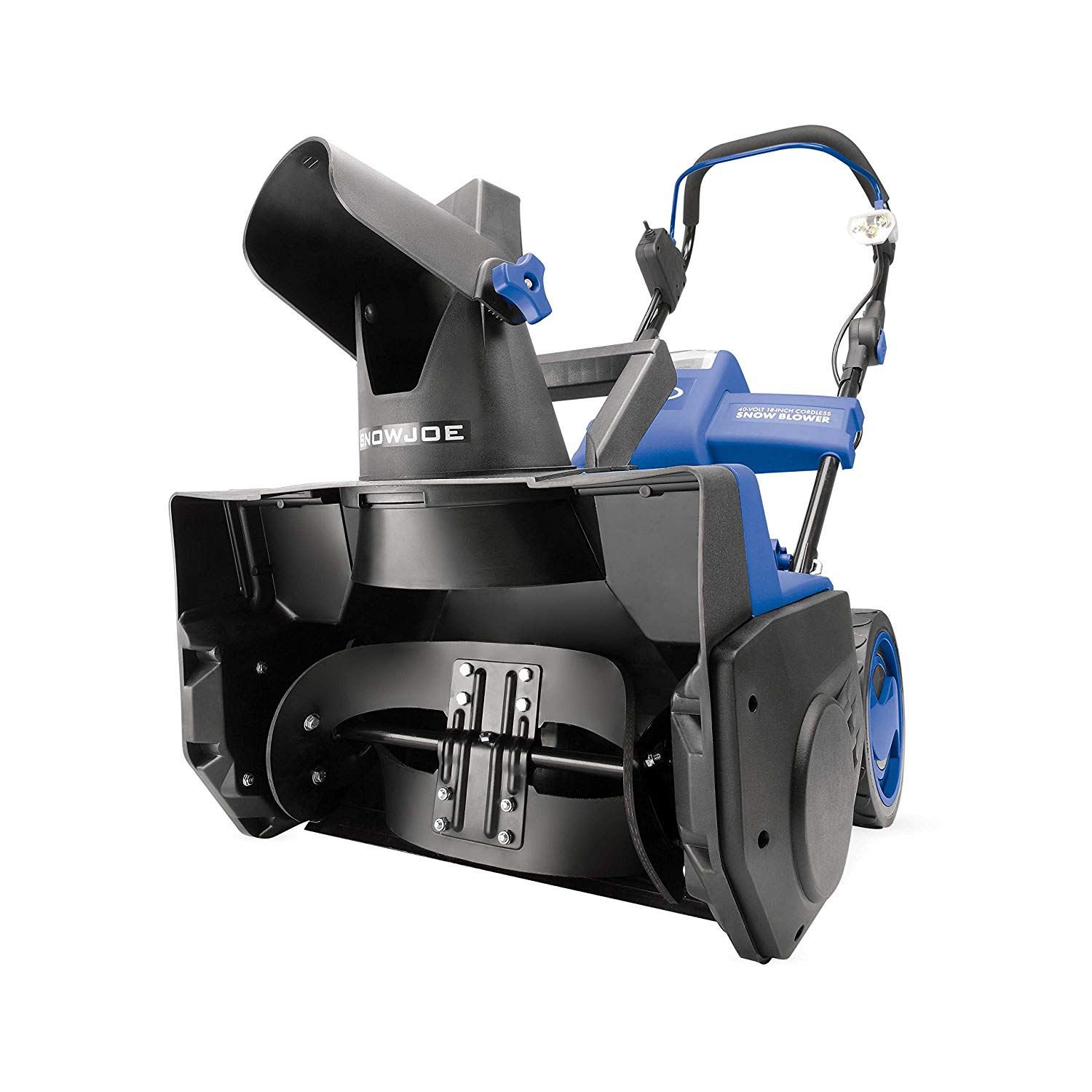 Snow Joe iON18SB-PRO Cordless Single Stage Snow Blower